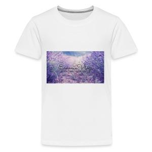 EmmieVlogs Logo - Kids' Premium T-Shirt