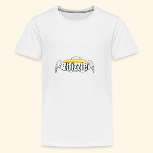 Zbizzle Logo (2) - Kids' Premium T-Shirt