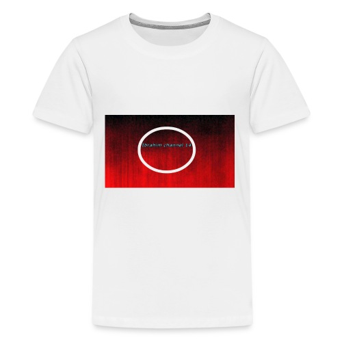 Ibrahim channel 14 - Kids' Premium T-Shirt