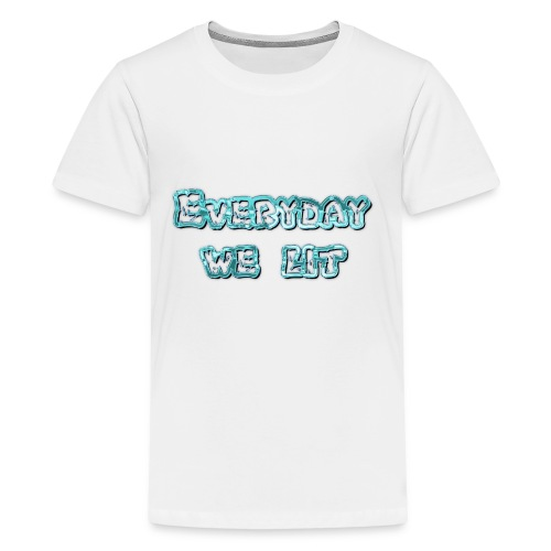 cooltext269683263172276 - Kids' Premium T-Shirt
