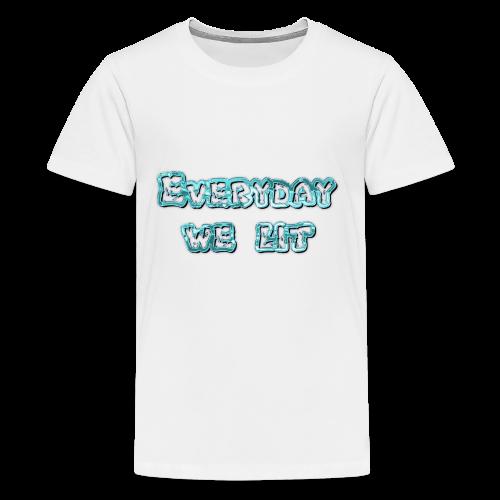 cooltext269683263172276 - Kids' Premium T-Shirt