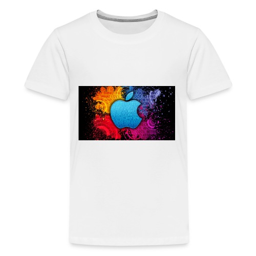 apple - Kids' Premium T-Shirt