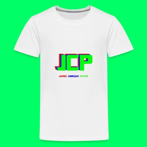 James Christian Plays! Original Set - Kids' Premium T-Shirt