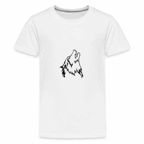 Wolfie Merch - Kids' Premium T-Shirt