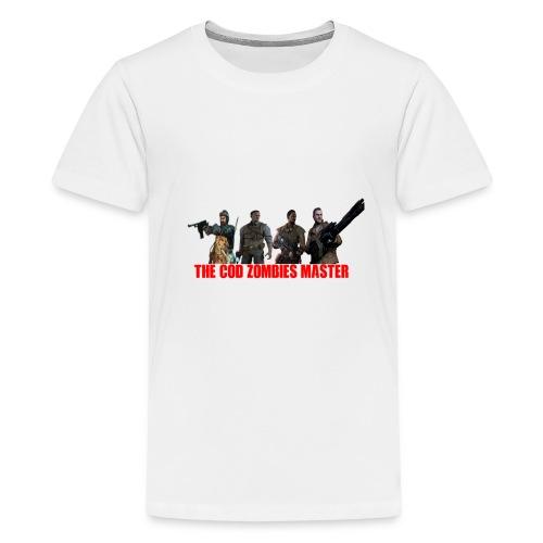 CodZombiesMasterMerch - Kids' Premium T-Shirt