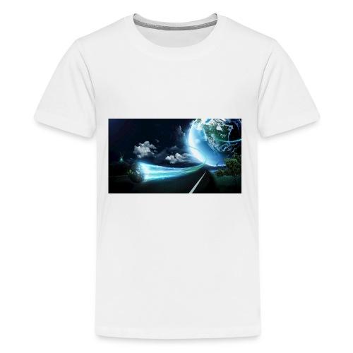 cool space - Kids' Premium T-Shirt