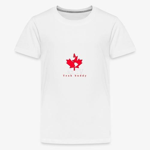 Back piece - Kids' Premium T-Shirt