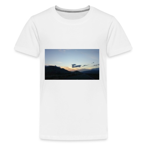 On the road again - Kids' Premium T-Shirt