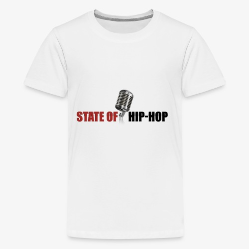 State of Hip-Hop - Kids' Premium T-Shirt