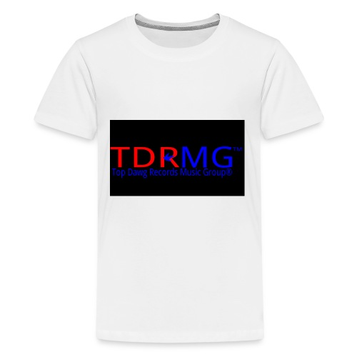 Top Dawg Records Logo - Kids' Premium T-Shirt