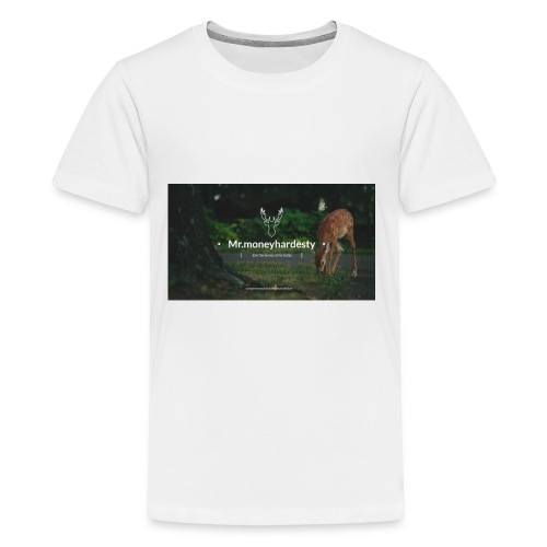 youtube channel art - Kids' Premium T-Shirt