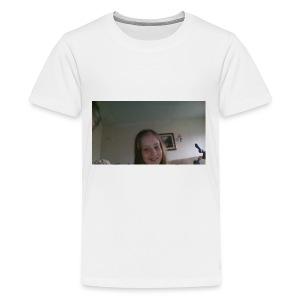Kaitlin reacts merch - Kids' Premium T-Shirt