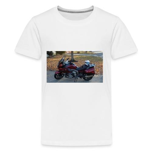 MOTO JUNKIE - Kids' Premium T-Shirt
