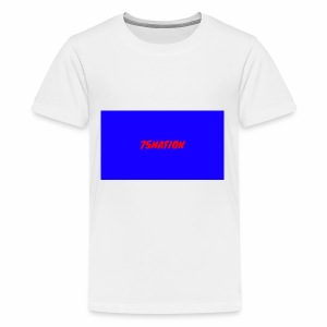 75 NATION shirts - Kids' Premium T-Shirt