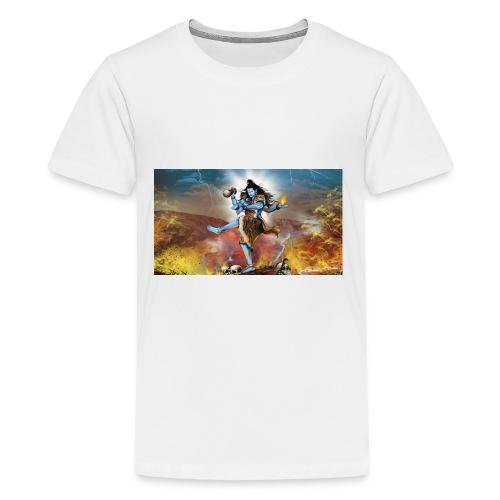 Lord Shiva Tandav - Kids' Premium T-Shirt