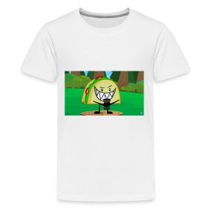 EVIL TACO ha - Kids' Premium T-Shirt