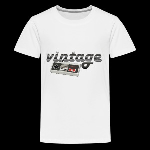 Vintage Gaming - Kids' Premium T-Shirt