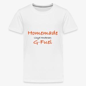 Homemade G-Fuel Lloyd Andersen - Kids' Premium T-Shirt