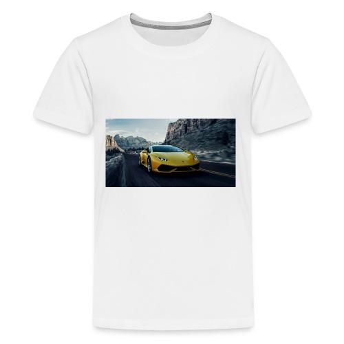 Lamborghini shirt - Kids' Premium T-Shirt