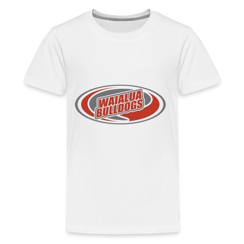 Waialua Bulldogs - Kids' Premium T-Shirt