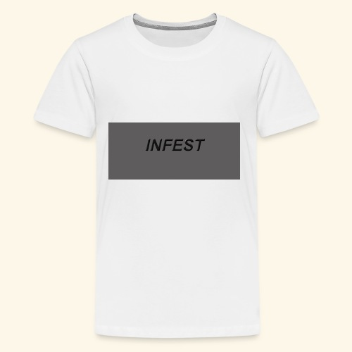 INFEST CLOTHING DESIGN - Kids' Premium T-Shirt
