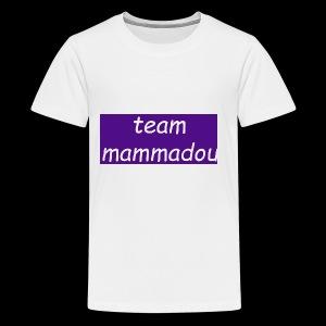 team mammadou! - Kids' Premium T-Shirt