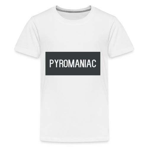 PyroManiac Clothing Line - Kids' Premium T-Shirt
