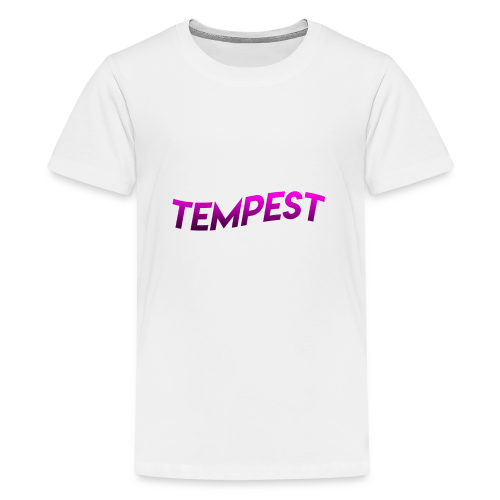 FIRE TEMPEST MERCH! - Kids' Premium T-Shirt