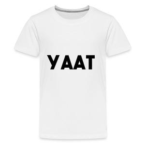 ICEshock YAAT - Kids' Premium T-Shirt