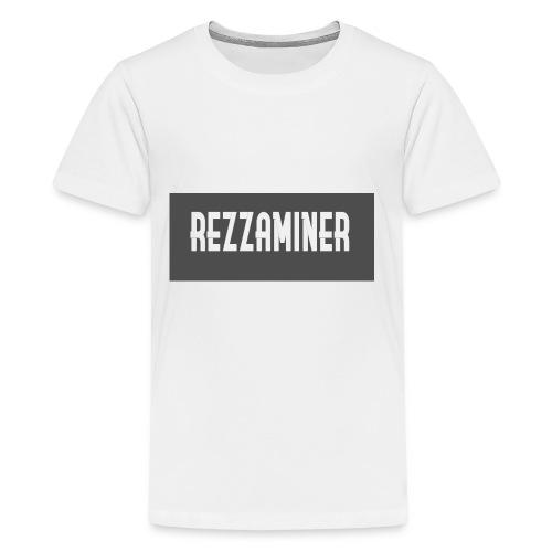 rezzaminer tshirts - Kids' Premium T-Shirt