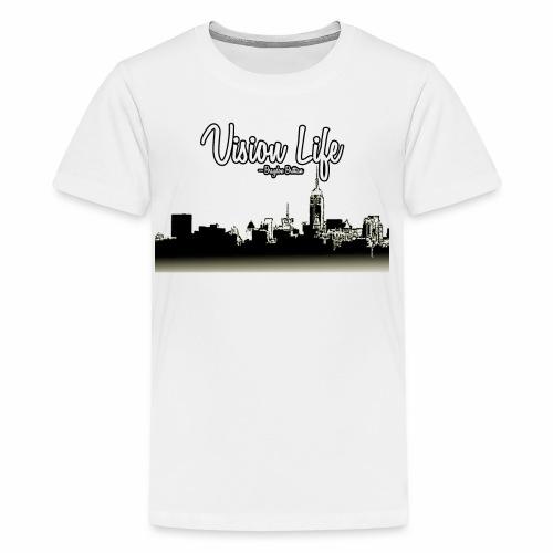 Vision Life V.2 - Kids' Premium T-Shirt