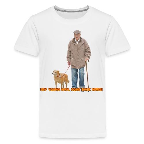 Dabbing Duder's Arch Nemesis - Kids' Premium T-Shirt