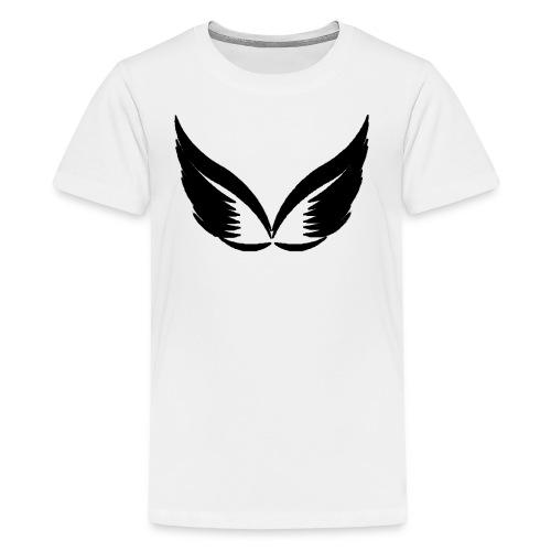Original G Team Large Black Logo - Kids' Premium T-Shirt