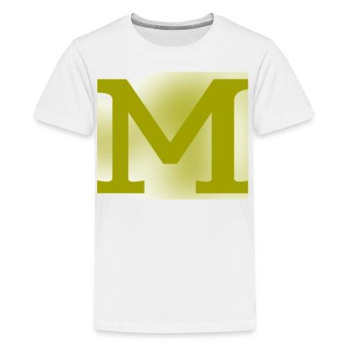 Gold M - Kids' Premium T-Shirt