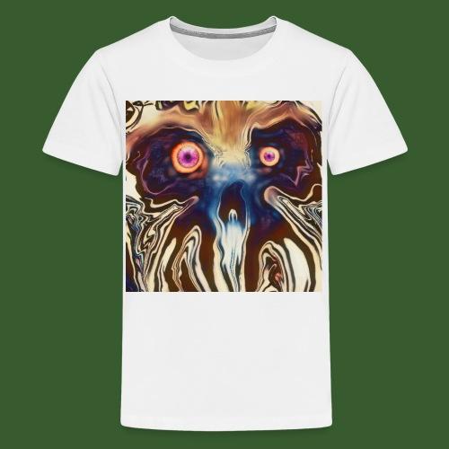 The Gaze - Kids' Premium T-Shirt