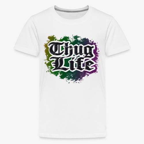 TUGH LIFE - Kids' Premium T-Shirt