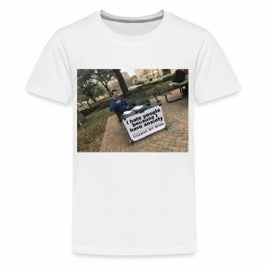 Change My Mind Meme - Kids' Premium T-Shirt