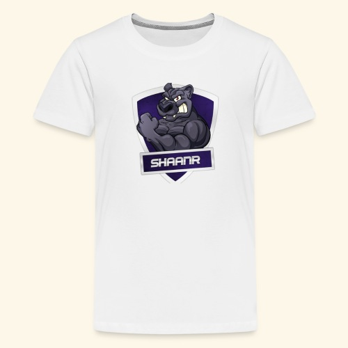 SHAAN X WOLFY - Kids' Premium T-Shirt
