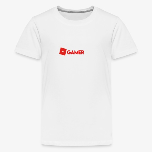 Roblox Gamer - Kids' Premium T-Shirt