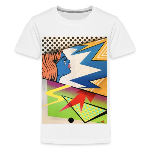 Retro POP - Kids' Premium T-Shirt