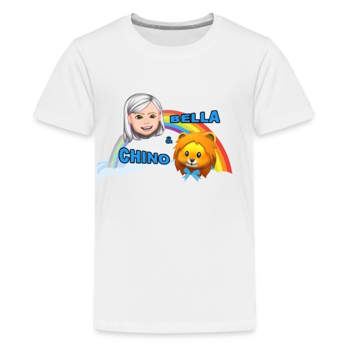 Bella And Chino Official - Kids' Premium T-Shirt