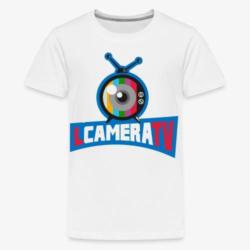 LCAMERATV - Kids' Premium T-Shirt