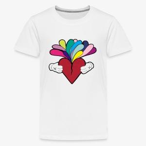 Lucky Bastard 808's - Kids' Premium T-Shirt