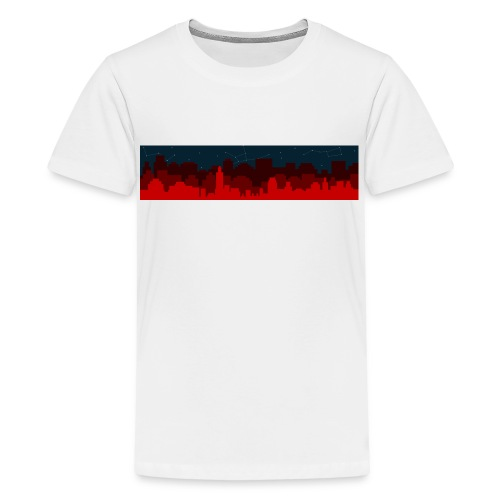 Paint the Town RED - Kids' Premium T-Shirt