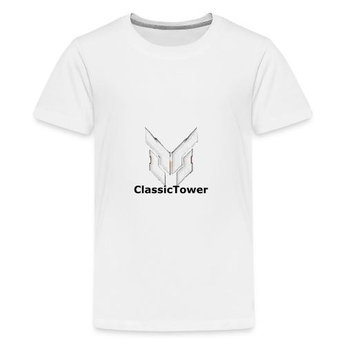 ClassicTowerYT - Kids' Premium T-Shirt
