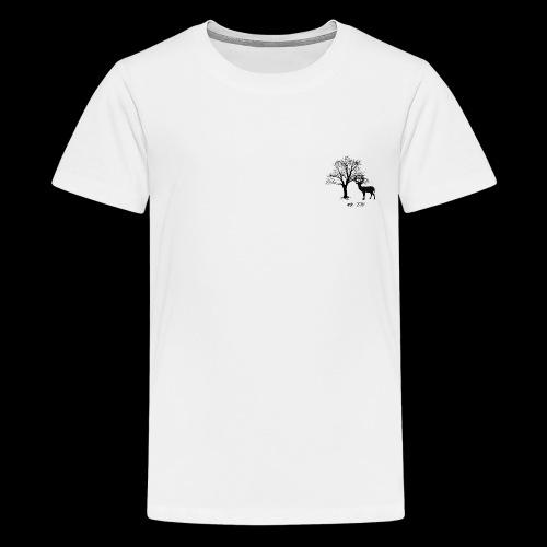 Forest Design - Kids' Premium T-Shirt