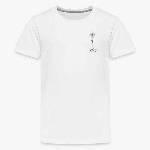 Fleur de la Dépression - Kids' Premium T-Shirt