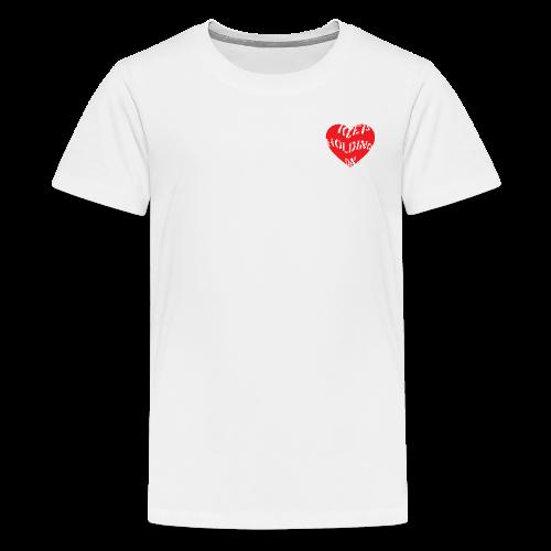 Keep Holding On - Kids' Premium T-Shirt