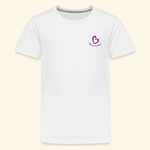Bless Your Heart® Purple - Kids' Premium T-Shirt
