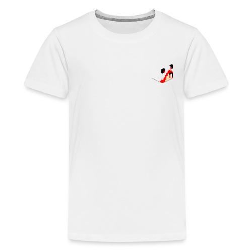 IFlameKitten's Head - Kids' Premium T-Shirt